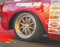 Smitty's Chevy C-10 on Forgeline GZ3 Wheels at SEMA 2014