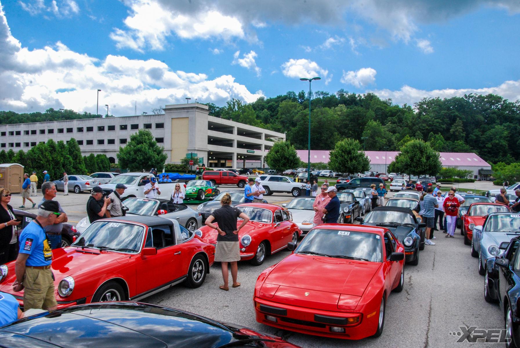 | Porsche Parade 60th Anniversary
