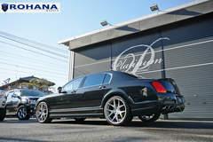 Bentley - Side Angle