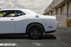 '13 Dodge Challenger on XO Milan's
