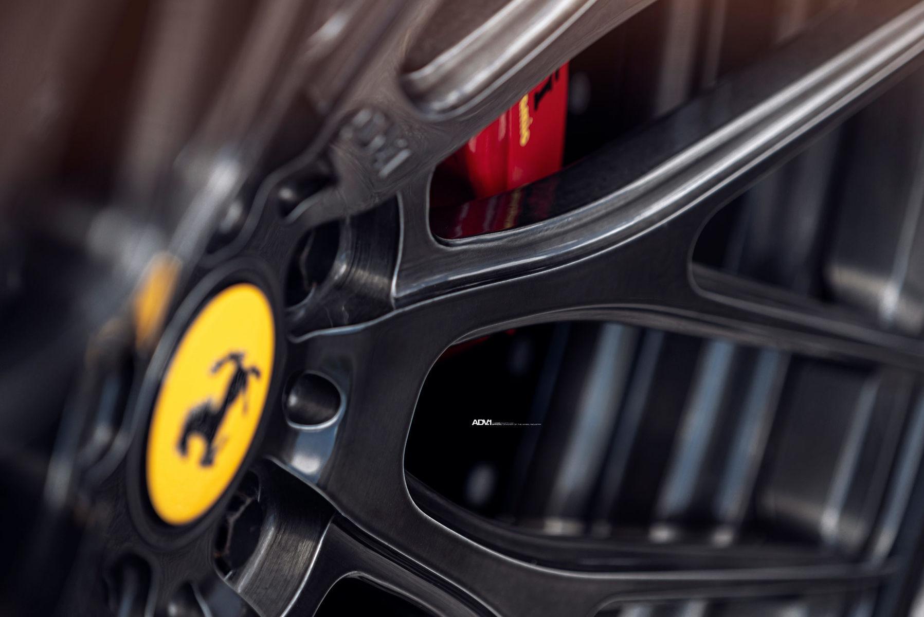 Ferrari F12 Berlinetta | Ferrari F12 Berlinetta - ADV.1 ADV10.0 M.V2 SL Series Wheels