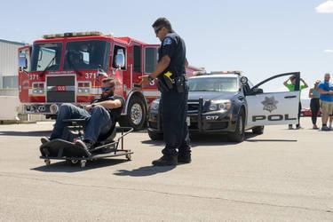 Shift S3ctor California Airstrip Attack