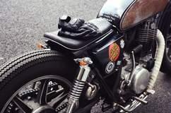 Philippe Legante's SR500