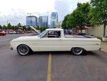 John Neighbors' 1963 Ford Falcon Ranchero on Forgeline GA3 Wheels