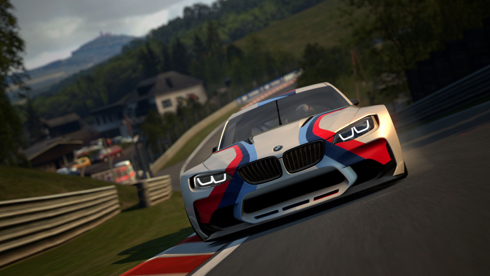 BMW    BMW Vision Gran Turismo