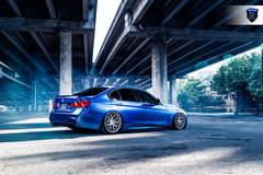 Blue 3 Series - Side Shot