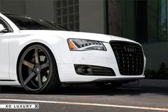 '12 Audi A8 on XO Miami's