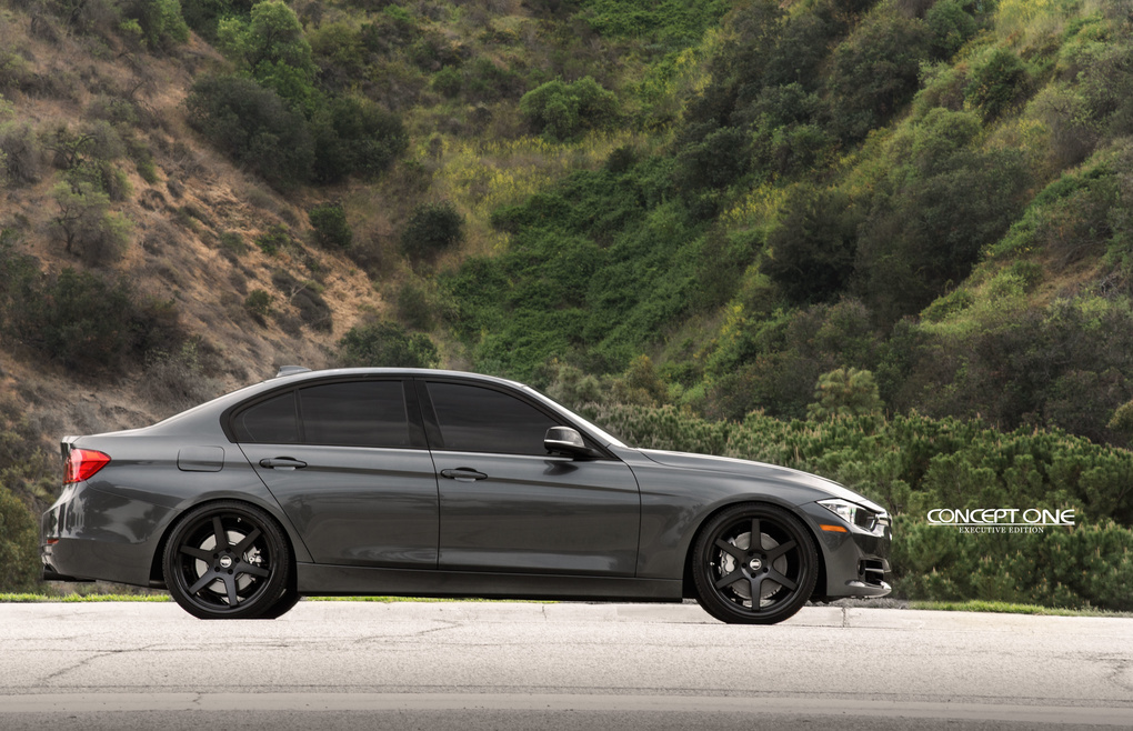 2012 BMW 3 Series | '12 BMW 335i on Concept One CS6.0's