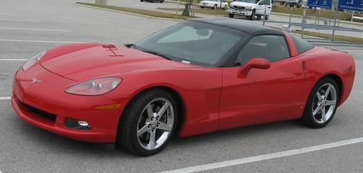 2008 Chevrolet Corvette | C6 Corvette w/ Z51 Package