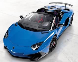 Lamborghini LP 750-4 Superveloce Roadster
