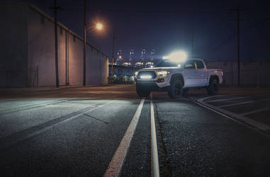 2016 Toyota Tacoma | ZROADZ 2016 Toyota Tacoma by MHT Luxury Alloys