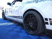 Ford Racing School Mustang Boss 302 on Forgeline GA3R Wheels