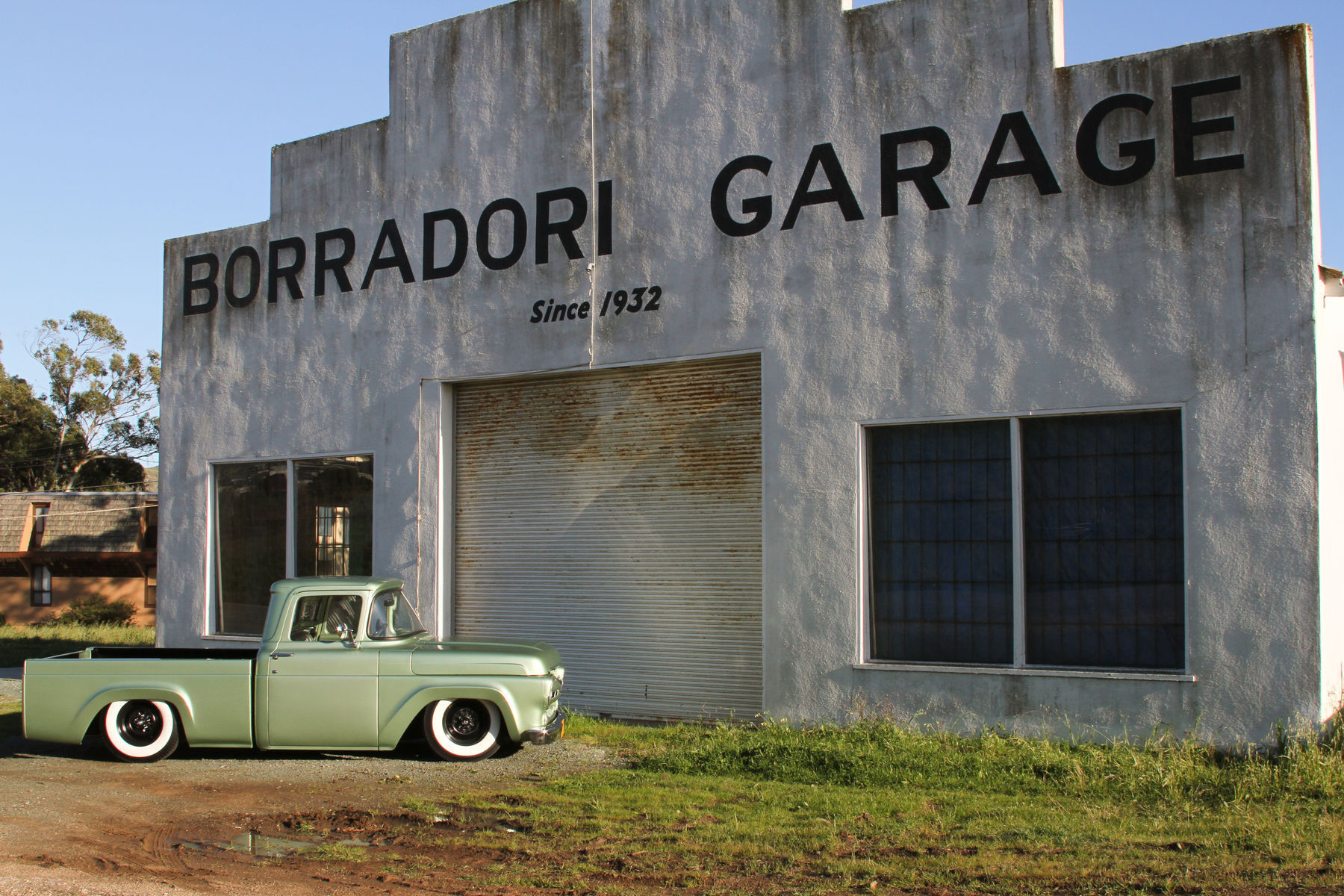 1957 Ford    1957 Ford Truck