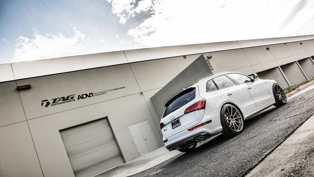 2013 Audi SQ5   '13 Audi SQ5 on ADV.1's