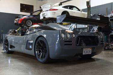 2015   | BBi Autosport's Ultima GTR on Forgeline One Piece Forged Monoblock GS1R Wheels