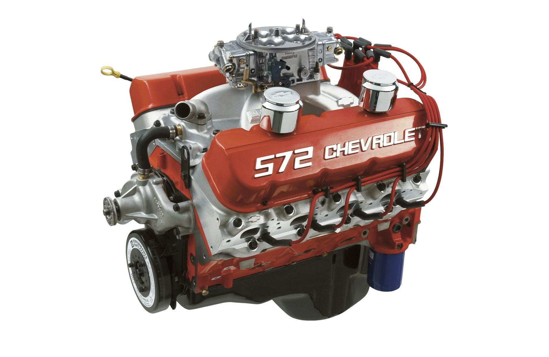 Chevrolet    ZZ572/720R Deluxe