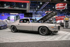 Tom Tomlinson's Pro-Touring 1973 Camaro on Forgeline GA3 Wheels