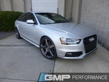 Audi S4 on Forgeline One Piece Forged Monoblock CF1 Wheels