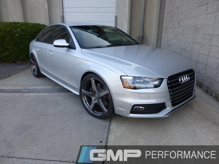 2014 Audi S4 | Audi S4 on Forgeline One Piece Forged Monoblock CF1 Wheels