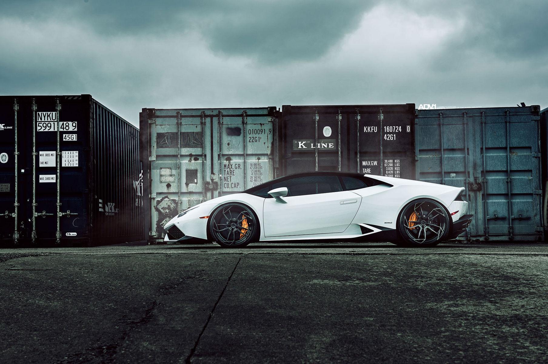 2017 Lamborghini Huracan | ADV.1 Lamborghini Huracan LP610-4