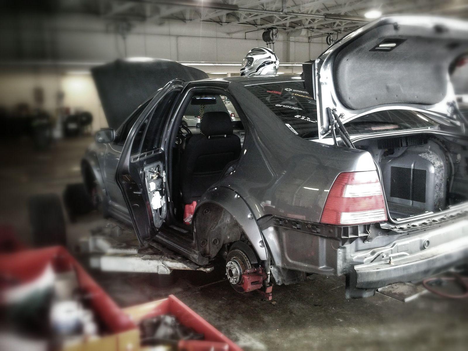 2004 Volkswagen Jetta GLI | prep