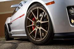 Roadster Shop Camaro on Forgeline GA1R Wheels
