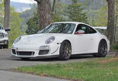 GT3 RS 4.0 on Forgeline GA1R Wheels with 5-Lug Conversion