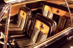 Studebaker Sceptre Prototype- Interior