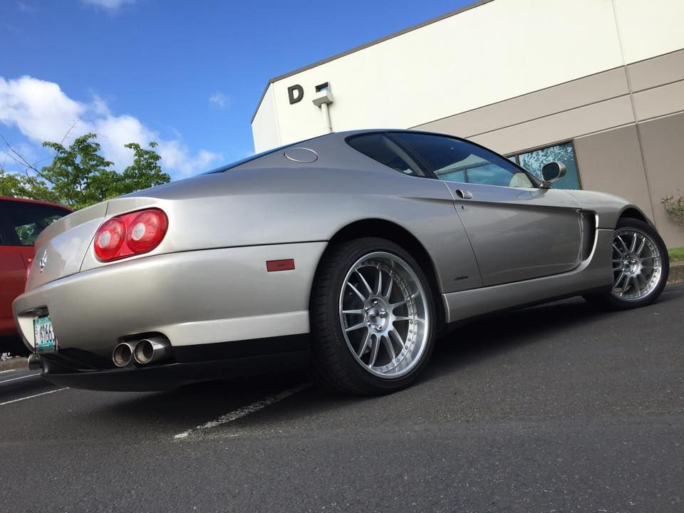 Ferrari 456M | Ferrari 456M with XPEL ULTIMATE