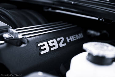 2015 Dodge Challenger | 392 Hemi Engine