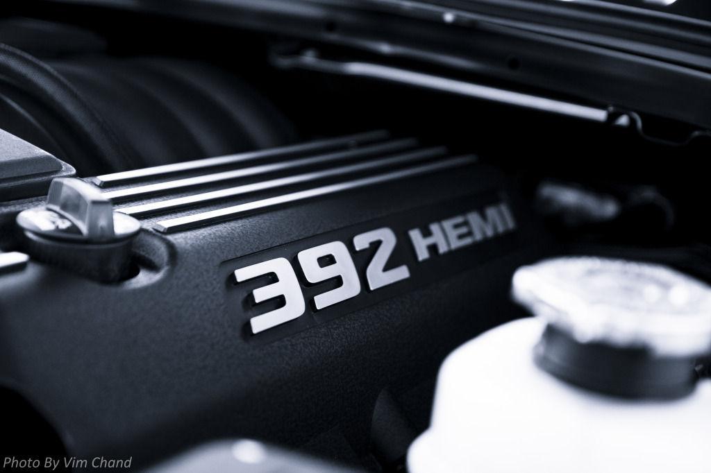 2015 Dodge Challenger | 392 Hemi Engine