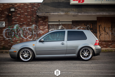 2004 Volkswagen GTI | '04 VW GTI on Klutch SL14's