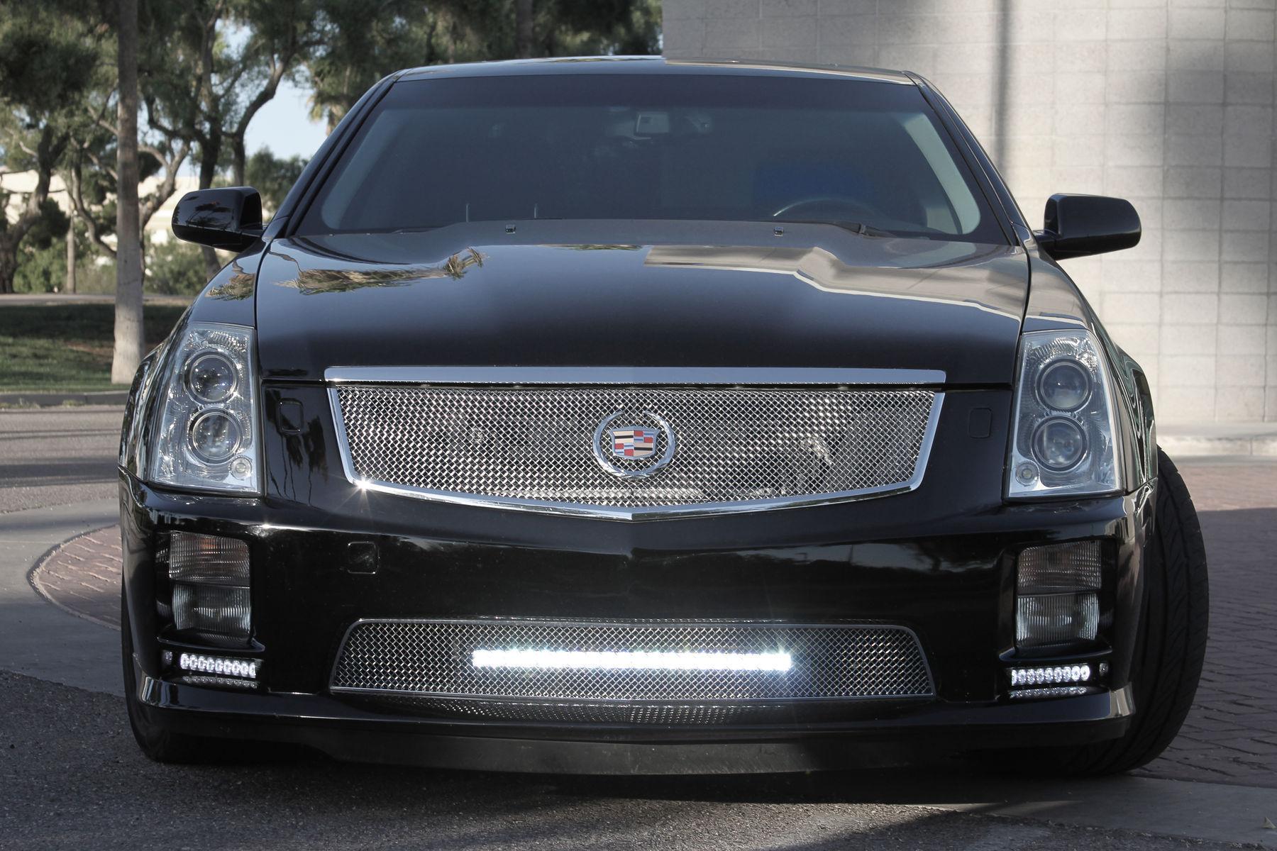 Cadillac  | Sleek Cadillac CTS with Sr-Series lights