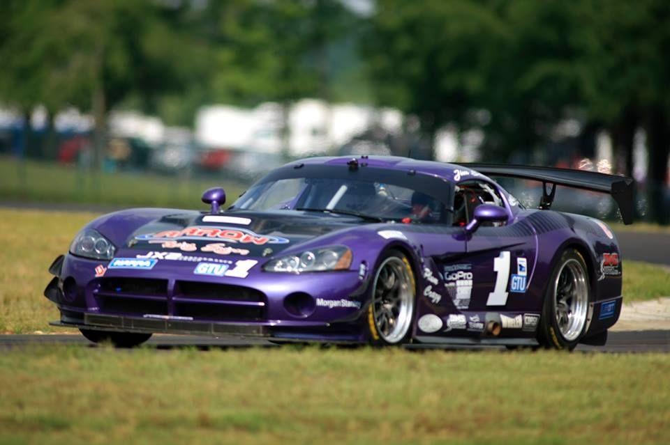 2010 Dodge Viper | Jim Stout's Dodge Viper on Forgeline GA3R-6 Wheels Wins USGTC at VIR