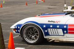 Ryan Mathews Wins Goodguys Nashville Nationals Autocross Shootout on Forgeline GA3 Wheels