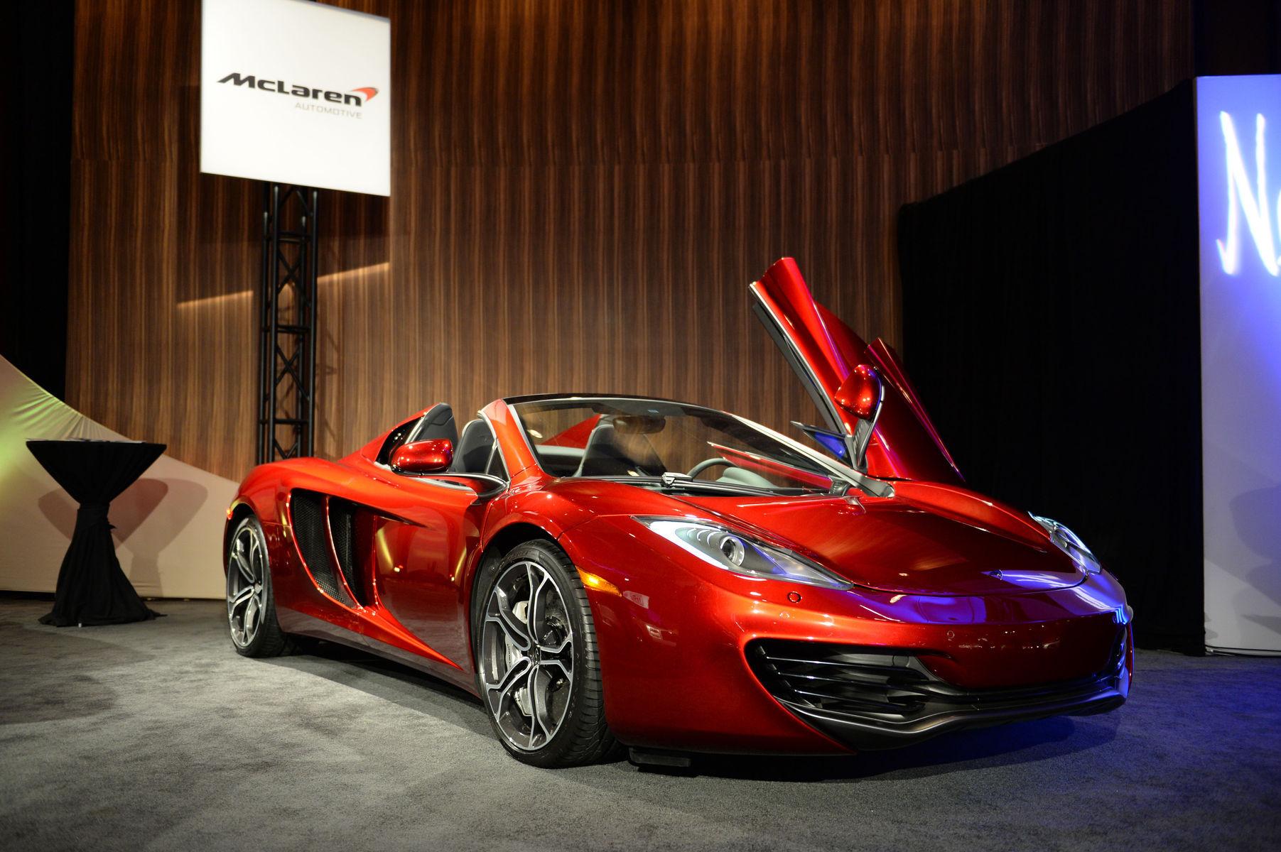 McLaren F1 | NAIAS 2014