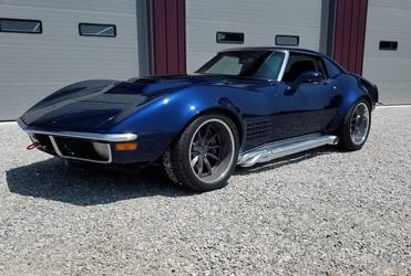 1971 Chevrolet Corvette Stingray | Eric Fleming's 650HP LT4-Powered '71 Corvette Stingray on Forgeline ML3C Concave Wheels