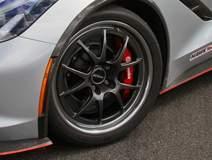 Forgeline GA3R Wheel on the Nowicki Autosport Concept7 C7 Corvette