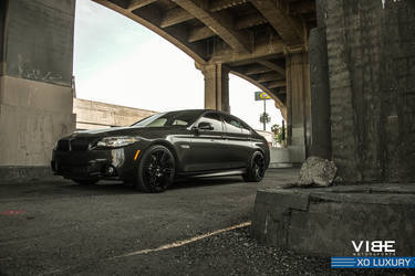 "2014 BMW 5 Series | BMW 535i on 20"" XO Luxury Wheels - Photo Shoot"