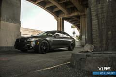 "BMW 535i on 20"" XO Luxury Wheels - Photo Shoot"