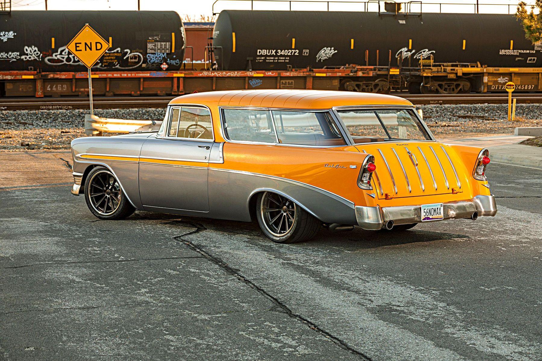 1956 Chevrolet Bel Air | John Dwyer's
