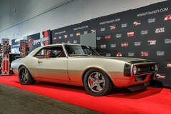 """Chris Holstrom Concepts """"Shop Beater"""" '68 Camaro on Forgeline FF3 Wheels"""
