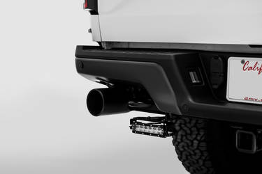 2017 Raptor Rear Bumper LED Mounting Kit Combo with 2 LED Light Bars