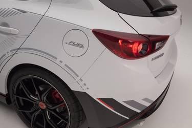 2014 Mazda MAZDASPEED MAZDA3 | Club Sport 3 Concept