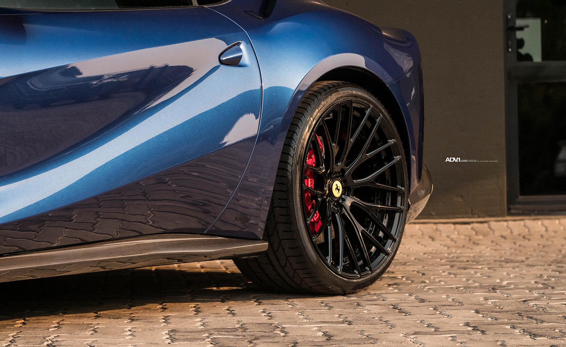 Ferrari F12 Berlinetta | Ferrari 812 Superfast - ADV.1 ADV10.0 M.V2 Super Light Series Wheels