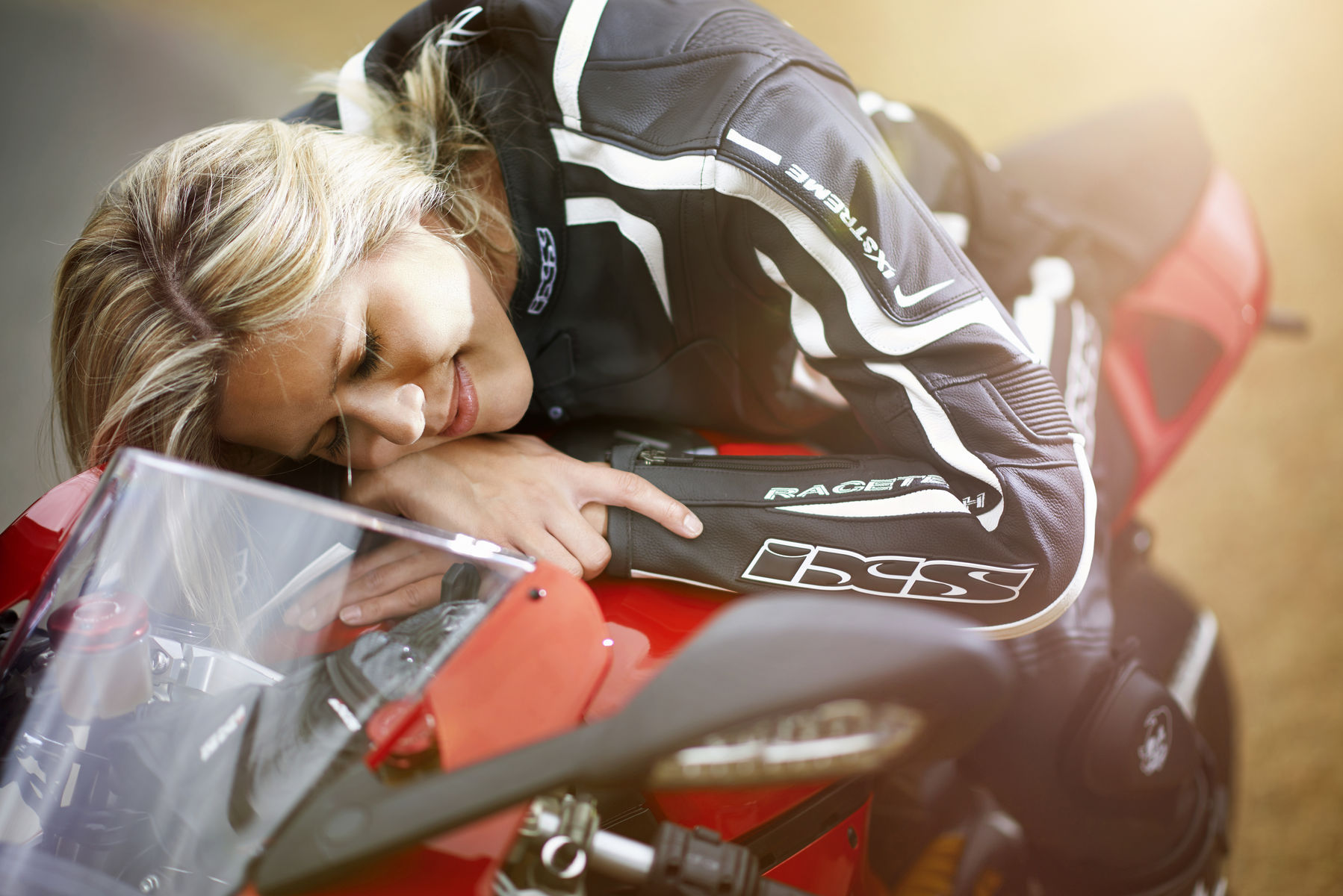 | Motorcycle love
