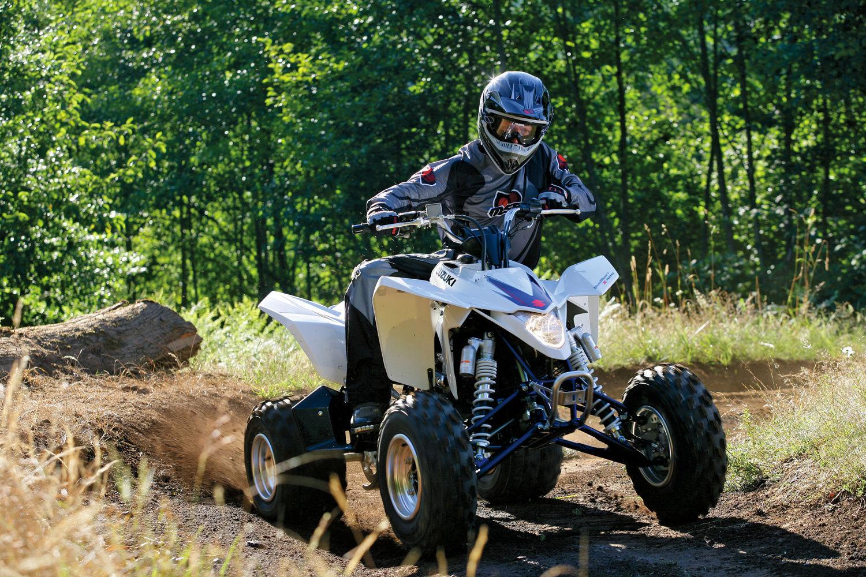 2009 Suzuki  | Suzuki LTZ400