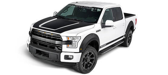 2016 Ford F-150 | INTRODUCING THE ALL-NEW 2016 ROUSH F-150