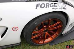 D&Z Customs C5 Z06 on Forgeline AR1 Wheels