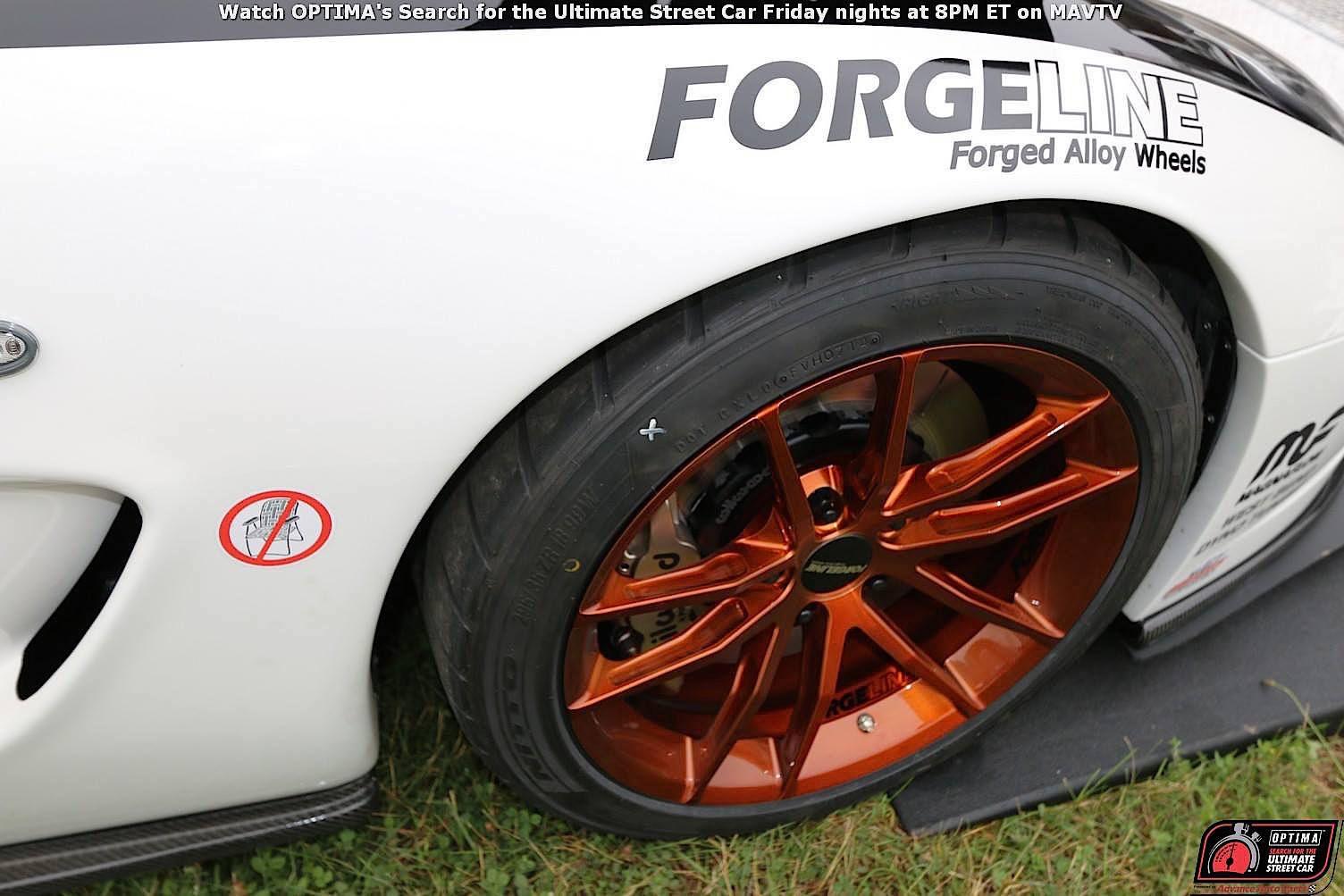 2002 Chevrolet Corvette Z06 | D&Z Customs C5 Z06 on Forgeline AR1 Wheels